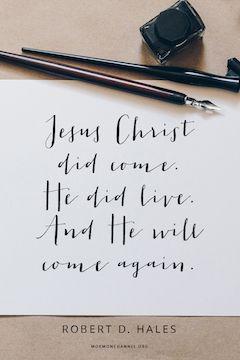 Jesus Christ Lives