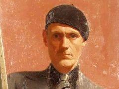 Viljo Hurme: Self-portrait, 1934