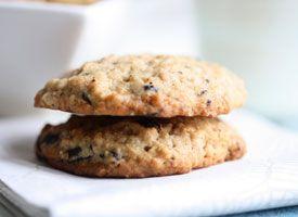 Recept: Havermoutkoekjes met chocolade en banaan on Etsy
