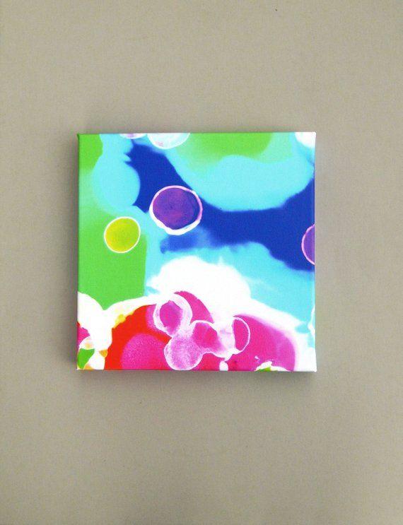Canvas Print Wall Art Breathe 12 X
