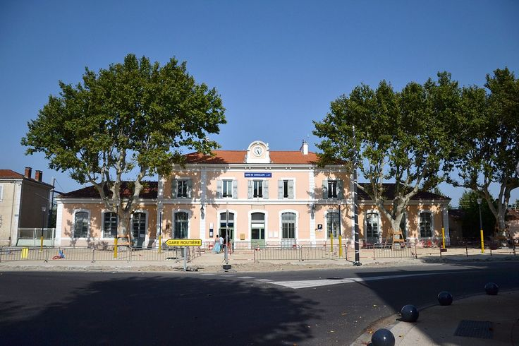 Gare de Cavaillon, Vaucluse