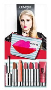 Review, Collaboration: Celebrate Meghan Trainor's Debut Album With This Limited-Edition Clinique Makeup Bag
