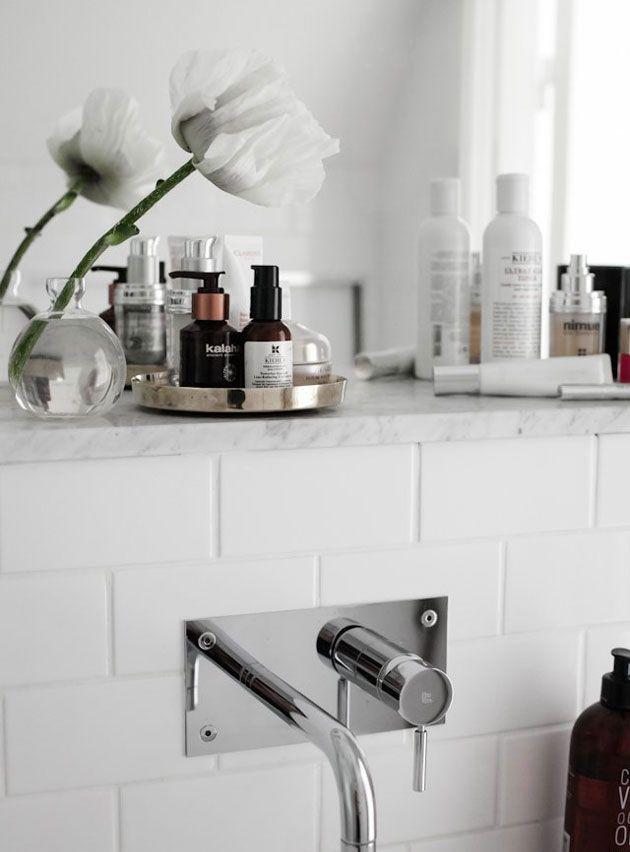 Bathroom inspiration - white interior