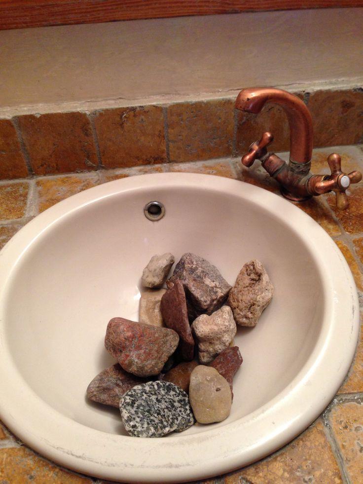 Best Rock S N My Bathroom Sink Images On Pinterest Bathroom