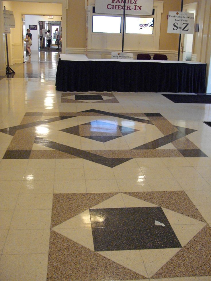 Terrazzo Flooring Design : Best fritztile terrazzo tile design ideas images on