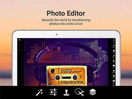Descargar PicsArt Social Photo Editor