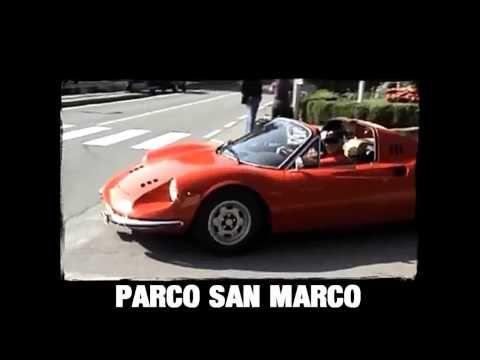 VIDEO▶ Ferrari Tag im Parco San Marco - Darf es auch mal ein #FERRARI mehr sein? Ja, bitte. Nicht immer, aber gelegentlich wird das Hotel Parco San Marco am Luganer See ( http://www.parco-san-marco.com ) zum Treff historischer und top gepflegter Ferraris. #Oldtimer #Lugano #hotel