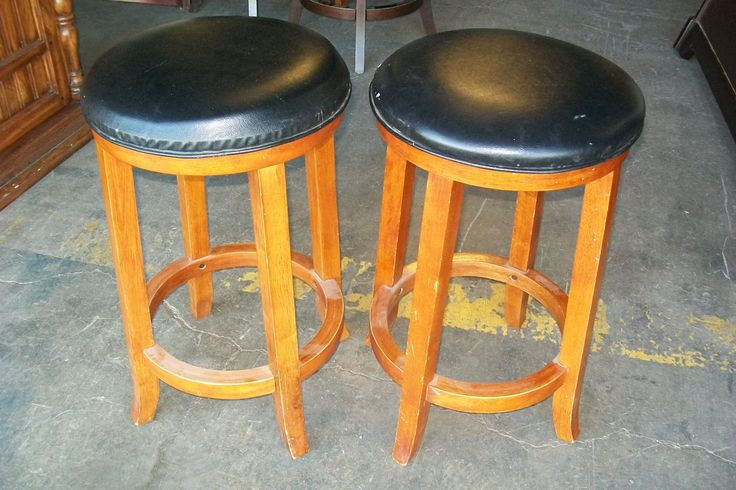 Backless bar stools, 24 inch 19716