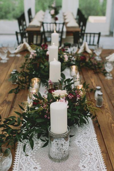 ¿Te casarías en Navidad? 25 detalles decorativos que te convencerán Image: 11