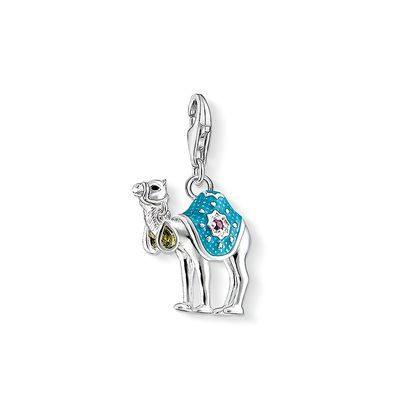THOMAS SABO Charm Club Charms Charm Camel. I have to admit I own this cutey and I just adore him.~ Carey@ Tompkins Jewellers.