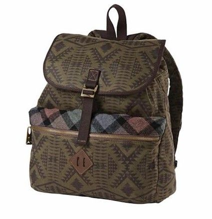 Pendleton Unisex Waxed Cotton Book Large Plaid Tote New Backpack on Sale, 24% Off | Backpacks on Sale