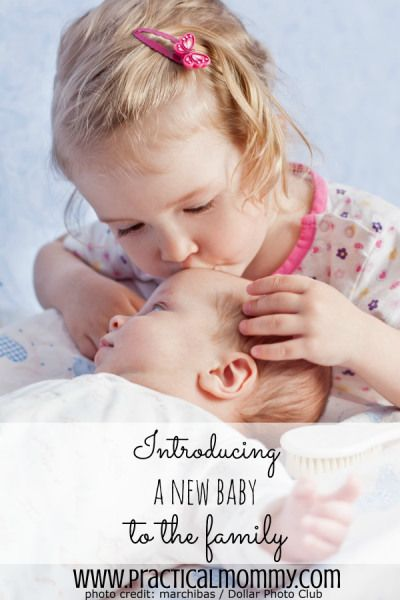 Introducing a new baby to the family - advice and stories from real moms