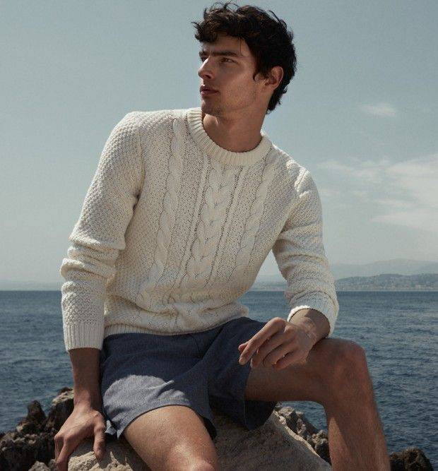 Elegant Summer from REISS With Hannes Gobeyn