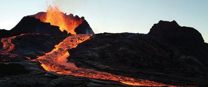 Earth Science, Volcanoes