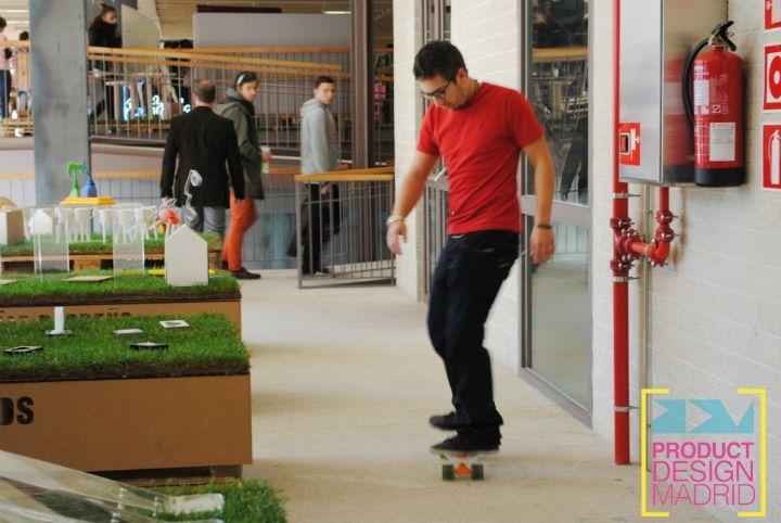 product design madrid, skateair, skate air, alessandra scarfò design, as design, relov, RELOV, R3L0V, design