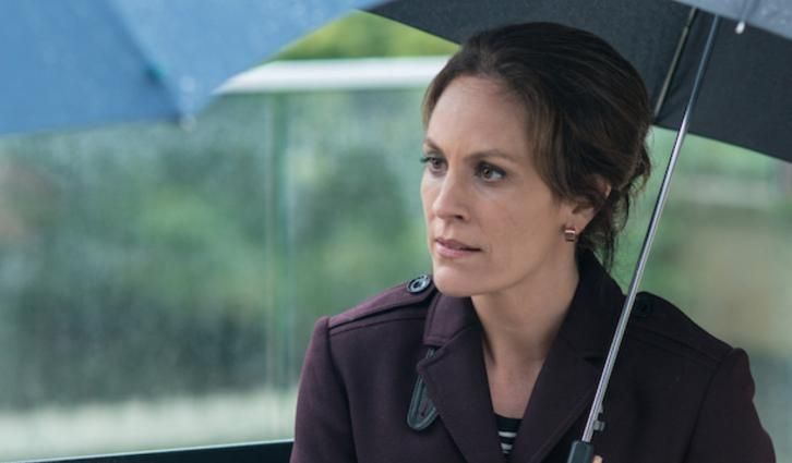 Law and Order: SVU - Season 19 - Annabeth Gish to Guest; Charlottesville Riots Episode Planned