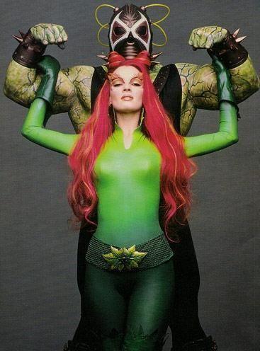 Uma Thurman Poison Ivy (1)