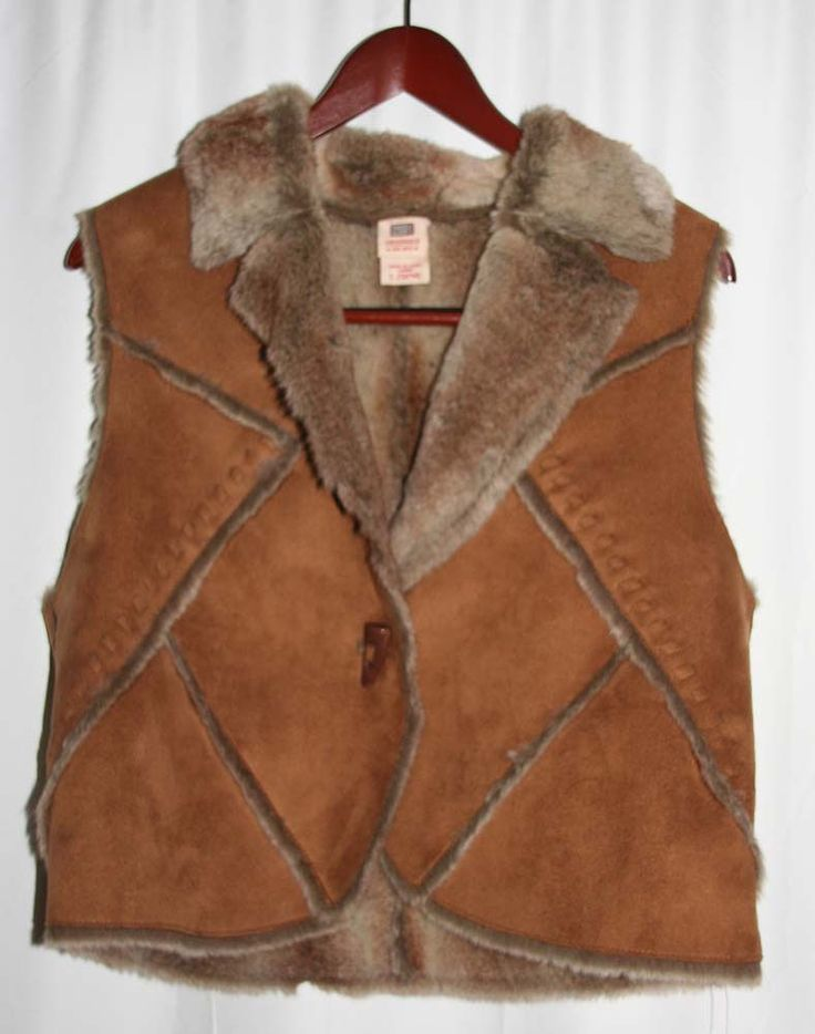 Find great deals on eBay for fur lined vest. Shop with confidence.