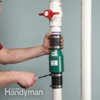 Plumbing Valves | The Family Handyman