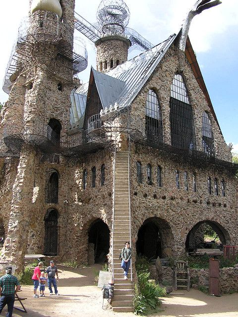 Bishop Castle, Colorado.... One of the craziest places ever built.