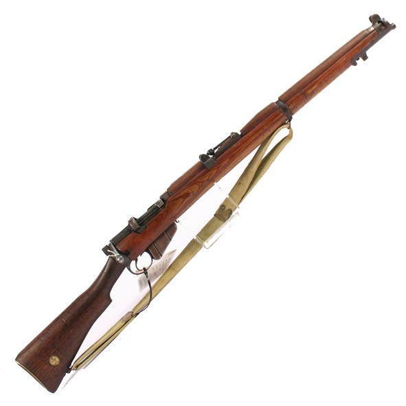 No1 Mk3 Lee Enfield SMLE deactivated rifle (1939 BSA)