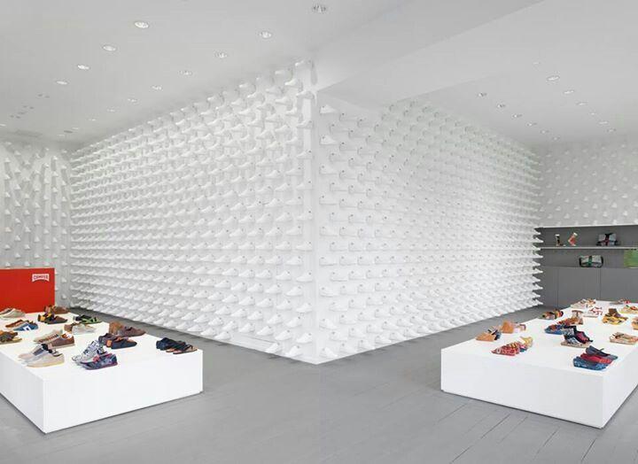 Tienda de zapatos en Madrid