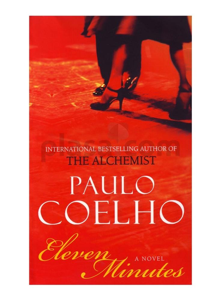 11 Minutes by paulo coelho movies/books/authors Pinterest