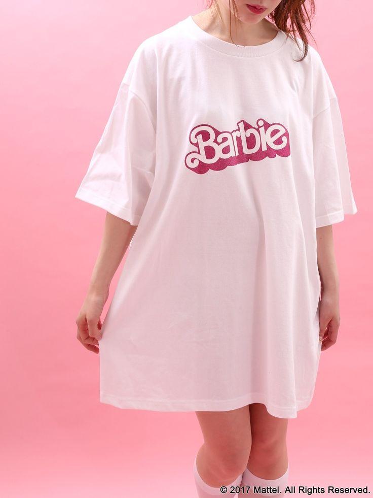 WC(ダブルシー)のWC|BarbieビッグTシャツ。渋谷109の人気ブランド/ショップの最新レディースファッションや新作、人気、おすすめアイテムをお届け。お得なイベント情報も