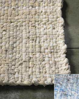 Recycled Sweater Rugs