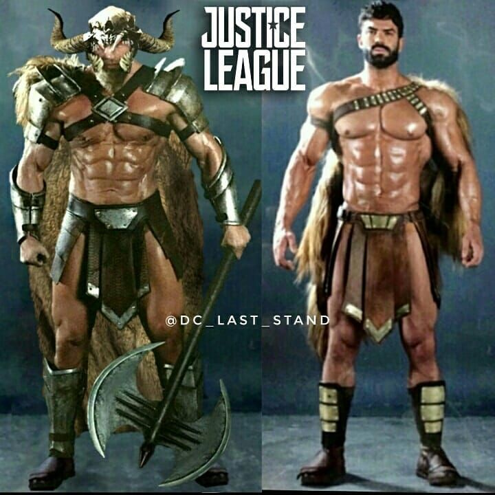 Snyder S Justice League Had An Epic Battle Between Darkseid Ares Follow Dc Last Stand He Justice League Super Hero Costumes Constantine Comic