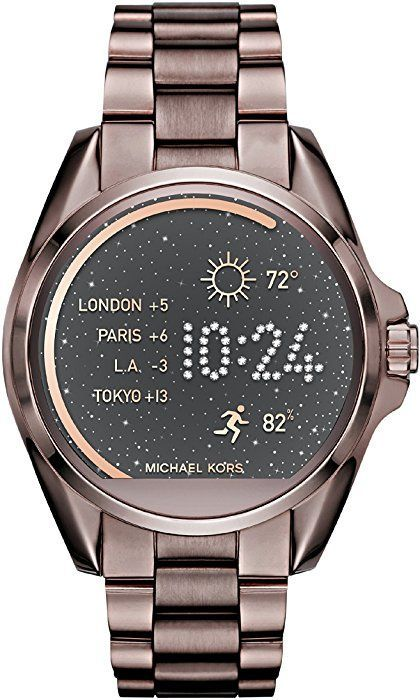 bccc4ee0f5bf Michael Kors Access Women s Smartwatch MKT5007  Amazon.co.uk  Watches