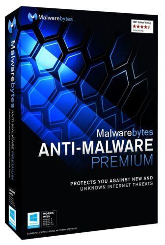 Malwarebytes AntiMalware Premium – 1YR