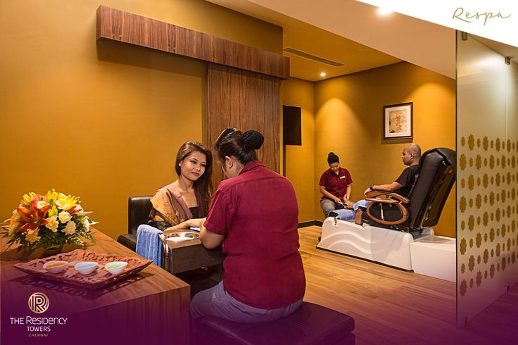 Respa - Our unisex salon and spa offers you a range of services that makes us a one stop shop for all your needs. Be it a salon appointment , full body massage or a herbal body scrub our friendly associates will ensure that you indulge in the blissfull feeling of wellness. Schedule a wake up call for your body mind and soul!! #Respa #Unisex #Salon #TheResidencyTowersChennai #TheResidecnyHotels