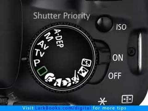 Canon XSi - Choosing the Right Exposure Mode
