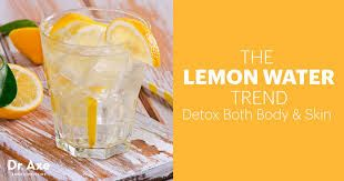 The Benefits of Lemon Water - Weight loss for women over 40