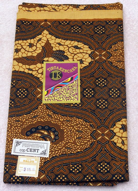Hey, I found this really awesome Etsy listing at https://www.etsy.com/listing/204558028/classic-design-batik-fabric-ethnic-for
