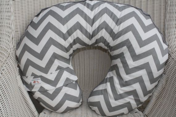 Gray and White Chevron and Gray Minky Boppy Cover. $25.00, via Etsy.: Chevron Boppi, Chevron Minki, Boppi Covers, White Minki, White Chevron, Gray Minki, Gray Chevron, Minki Boppi, Burp Clothing