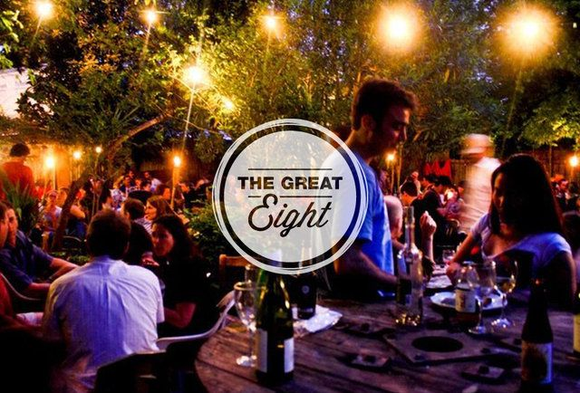 Outdoor patio drinking-The eight coolest bars in New Orleans