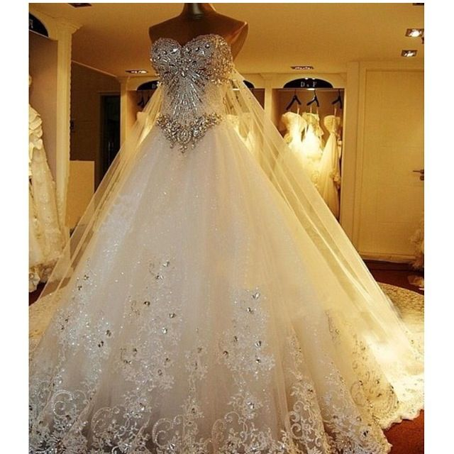Princess Style Wedding Dresses - Wedding Dresses Asian