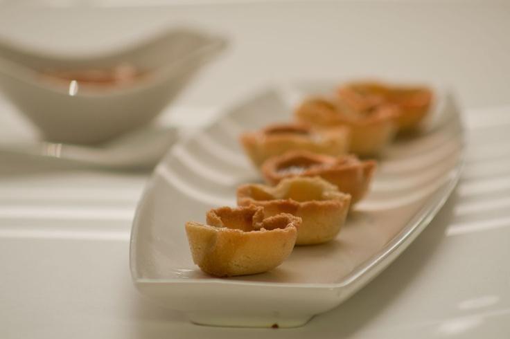 Mini butter tarts. www.steannes.com/bakery.html