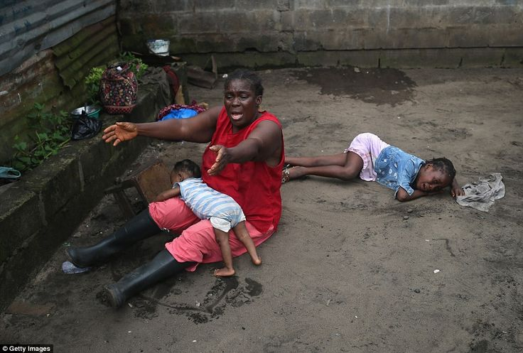 Liberian Culture And Tradition Photos show brutal eff...