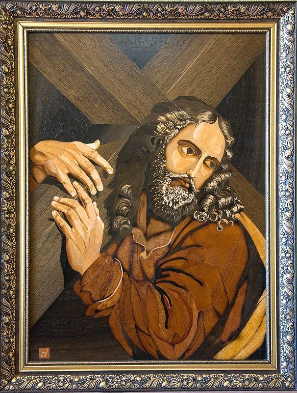 Человек несущий свой крест