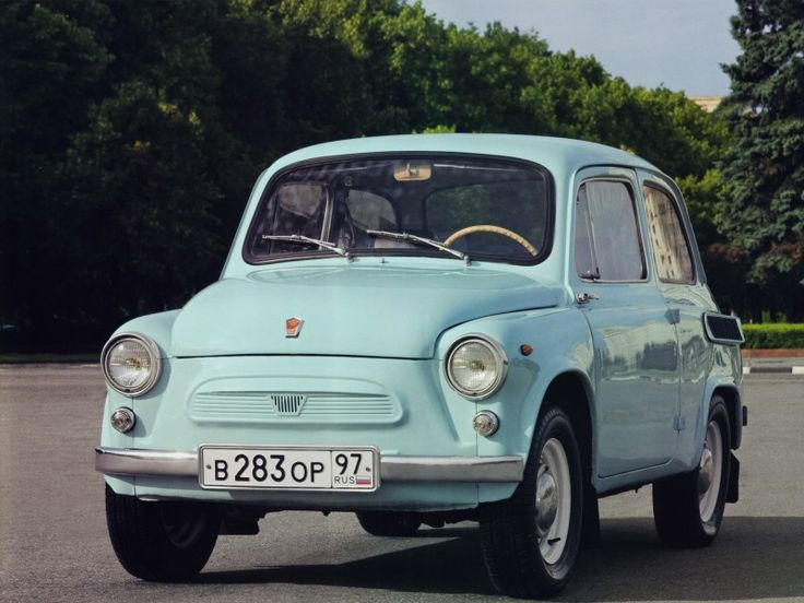 ZAZ 965A Zaporozsec 1965-1969