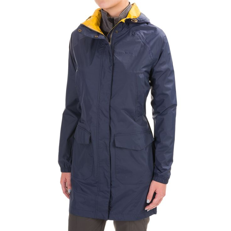 Craghoppers Summer Hooded Parka (For Women) - Save 50%