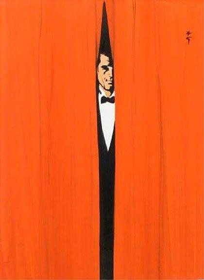 René Gruau, un génie de l'affiche.