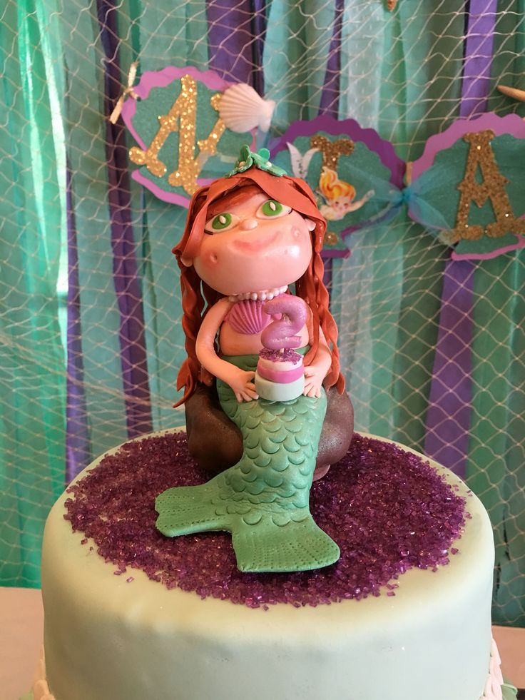Niah's Under the Sea 2nd birthday