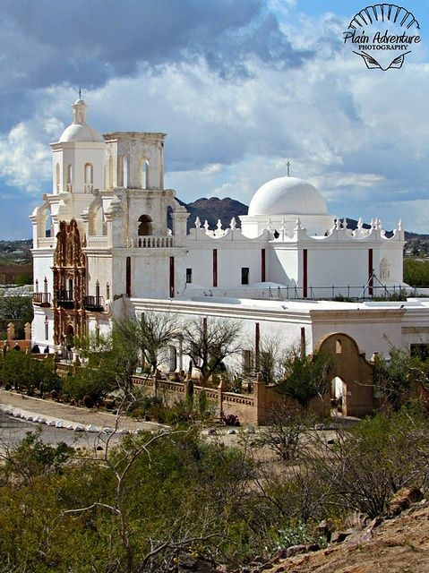 Mission San Xavier del Bac, Tucson, Arizona, United States