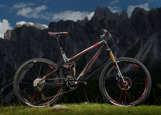 2013 Trek Mountain Bike Fuel EX