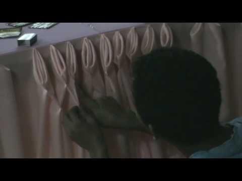 การจับผ้าแบบลายเกลียว - By Suppaluck - YouTube
