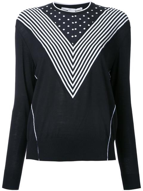 STELLA MCCARTNEY crew neck jumper. #stellamccartney #cloth #jumper